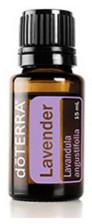 doTERRA Lavender Oil Bottle