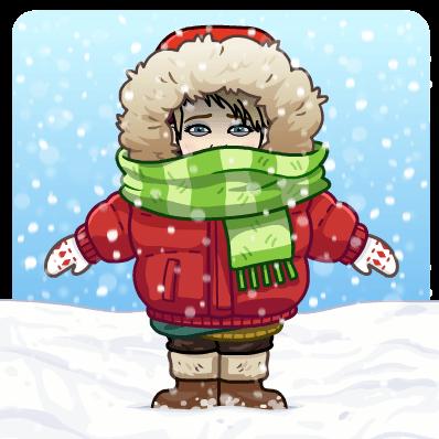 warm coat